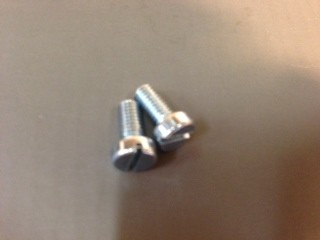 (6) Fillister Screw