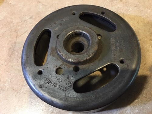 Small Bosch Flywheel for Sachs 504- counter Clockwise