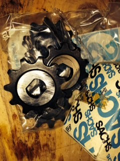 1th front sprocket- NEW