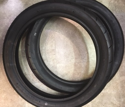Revival Streetmate FRONT Tire 90/90 - 17 (2.75)